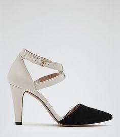 Reiss Klara Shoes. Love these.
