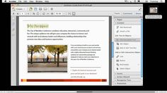 Edit text and other stuff in pdf file with Adobe Acrobat Pro X (2011)