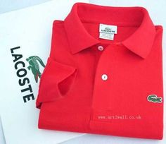 d89e6af01 Classic Vouge Lacoste Shirt Polo Red Footwear In The Philippines Long  Sleeve Strong Packing Lacoste Shirt Dignified And Elegant.Lacoste Red Shirt  Complete ...