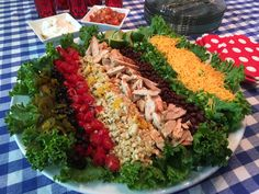 Chipotle Chicken Salad! Catering by Debbi Covington - Beaufort, SC