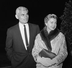Jeff Chandler & Esther Williams