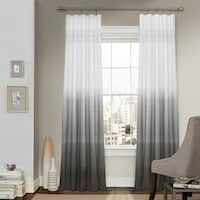 Shop for Vue Signature Arashi Ombre Embroidery Curtain Panel. Get free delivery On EVERYTHING* Overstock - Your Online Home Decor Outlet Store! Get in rewards with Club O! Window Drapes, Window Panels, Drapes Curtains, Shades Window, Modern Curtains, Curtains Drawn, Target Curtains, Luxury Curtains, Cotton Curtains