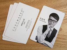 Codemakes Inc. Business Card | Business Cards | The Design Inspiration