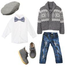 Little Boy Fashion Trends 2017 Boys Fall Fashion, Toddler Boy Fashion, Little Boy Fashion, Toddler Jeans, Toddler Shoes, Boys Shoes, Toddler Boy Photos, Resale Clothing, Kids Clothing