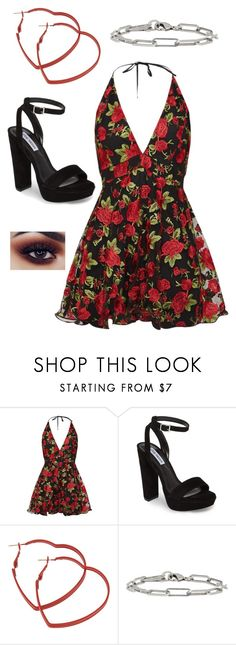 """Untitled #676"" by exposaye ❤ liked on Polyvore featuring Steve Madden and Isabel Marant"