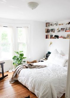 Beautiful Beds: Minimal – Au Lit Fine Linens