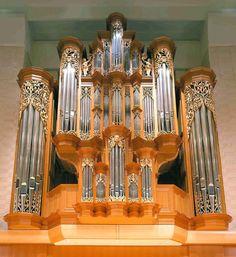 Tacoma, WA- Pipe Organ at Pacific Lutheran University