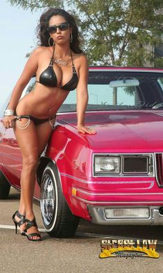 Lowrider cars and porn stars, female sex offender registry