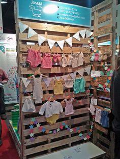JOSEFA la oveja: Stand Nº 659 dedicado a Eco-diseño Infantil y Emprendedores infantiles