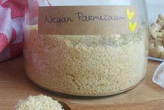 Vegan Parmezaanse kaas