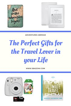 We all know that finding the perfect gift can sometimes be tedious.So I decided to create the perfect Gift Guide for the traveler in your life (or for yourself!). Below are a few of my wish-lish items this year and a few things that I have and love.