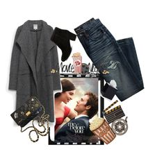 """movie night"" by afatrustamova on Polyvore featuring Canvas by Lands' End, Zara, Dot & Bo, Steve Madden, Chanel and Jonathan Adler"