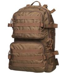 b60723d1ba Winforce SWAT Assault Pack 28L Military Tactical Molle Backpack Camping  Hiking Trekking Bag – Coyote Sac. Sac À Dos ...