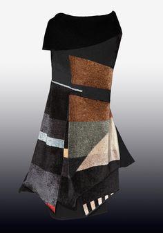 Mina Norton, ACE, #fiber wearable artist 2015 #dress