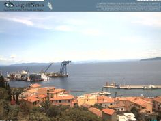 Giglio: the Costa Concordia Thu June 27 2013 11:00:07