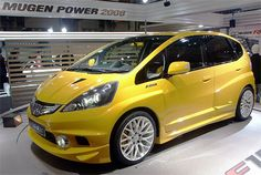 2008 Tokyo Auto Salon: Honda Fit F154SC concept by Mugen
