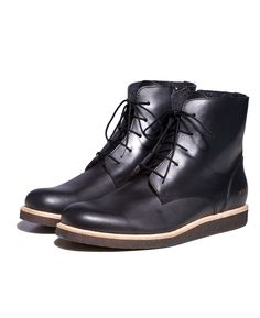fe57e1ae9791 Common Projects - Combat Boot Black - SOTO Berlin Mens Shoes Boots