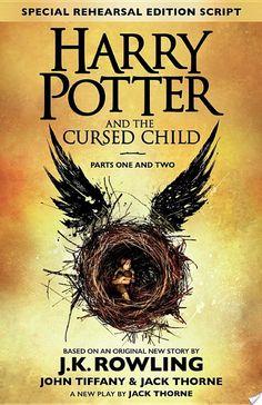 J.K. Rowling, John Tiffany, Jack Thorne