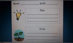 Wards Way of Teaching: Parent Teacher Conference Ideas