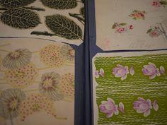 vintage fabric designs