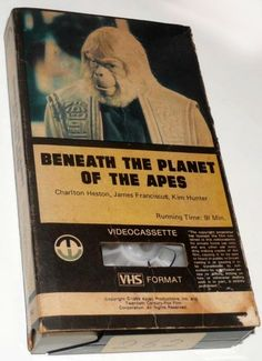 Archives Of The Apes: Beneath The Planet Of The Tapes