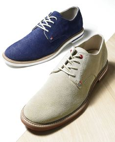 63a5a4bf7 Tommy Hilfiger seaside oxfords — let him march to his own beat this  Father s Day