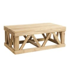 Sutton Coffee Table | Ballard Designs $799