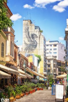 Thessaloniki - Greece- my husband's grandfather's native country