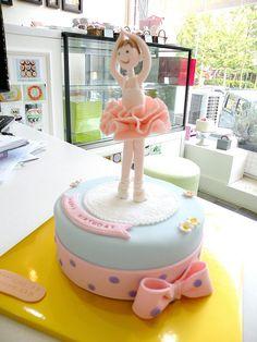 BCK Little Ballerina Cake by Cake Girl by Hyeyoung Kim, via Flickr