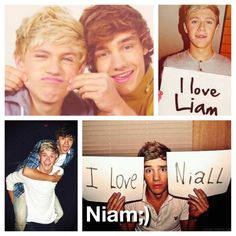 Niam: the 1D Bromance    Not sure if those posters are real or not, but whatever, mate.