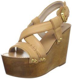 Madison Harding Women's Delilah Wedge Sandal