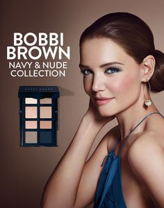 BOBBI BROWN - NAVY & NUDE COLLECTION, love this