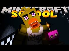 Minecraft School : FIVE NIGHTS AT FREDDY'S - NIGHT #4 (Custom Roleplay) - YouTube