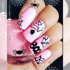 31 Jaw-dropping Halloween Designs for 2017! View them all right here -> | http://www.bestnailart.com/best-halloween-nails-31-jaw-dropping-designs-for-2017/ | @bestnailartofficial