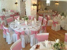 pink decor simple but beautiful