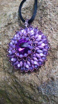 Lilac Eau De Source Pendant