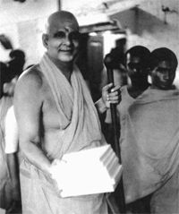 Swami Sivananda, great yoga master of the 20th century