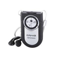 Craig Pocket Radio