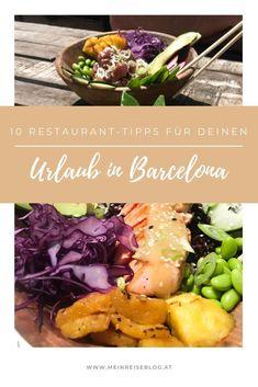 Foodguide Barcelona: Am Blog erzähle ich dir, wo es das beste Frühstück, ultimative Tapas-Restaurants und coole Beachbars in Barcelona gibt! #meinreiseblog #foodie #frühstück #restauranttipps #foodguide #barcelona Tapas Restaurant, Barcelona Restaurants, Lokal, Brunch, Snacks, Chicken, Eat, Food, Traveling