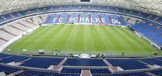 Schalke 04 - Veltins Arena - Duitsland. 2010. Wedstrijd: Schalke 04 - Sankt Pauli