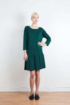 Arela Lovis Cashmere Blend dress Ready To Wear, Cashmere, High Neck Dress, Womens Fashion, How To Wear, Collection, Dresses, Style, Turtleneck Dress