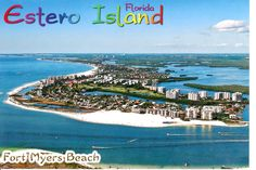 Estero Island Florida Lee County Southwest Florida