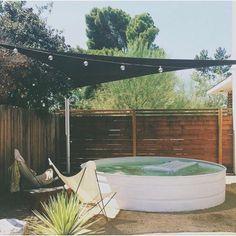Stock Tank Swimming Pools - Simplemost