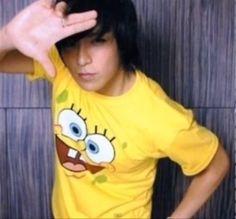 TOP Spongebob Shirt