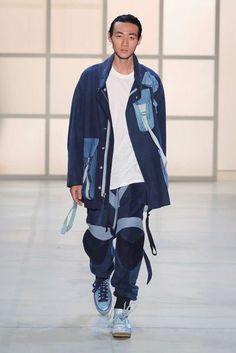 Todo un torrente de diseñadores y de nuevos talentos se presentaron en la pasarela de RISD Apparel en la semana de la moda de Nueva Y...
