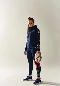 Team GB launch new kit for the Olympic games in Rio – in pictures