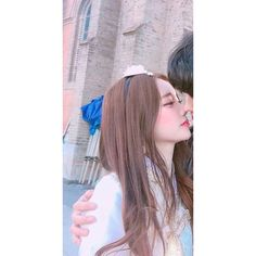 Couple Ulzzang, Ulzzang Girl, Couple Shadow, Korean Best Friends, Double Photo, Cute Profile Pictures, Korean Couple, Cute Korean Girl, Avatar Couple