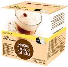 Nescafe Dolce Gusto Valilla Latte Macchiato Pack Of 3, 3X16 Pods *** Visit the image link more details.