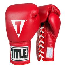 all-leather, solid color competition gloves expertly crafted to exact USA Boxing standards and requirements. Complete with traditional full palm lace-up closure for snug, secure fit. Martial Arts Clothing, Martial Arts Styles, Grappling Dummy, Judo Gi, Fight Wear, International Games, Protective Gloves, Commonwealth Games, Combat Sport