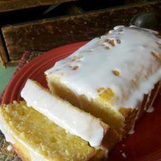 Starbucks Lemon Loaf Printable Recipe